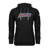 Adidas Climawarm Black Team Issue Hoodie-Delaware State Hornets