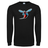 Black Long Sleeve TShirt-Hornet