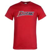 Red T Shirt-Hornets
