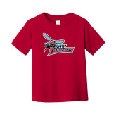 Toddler Red T Shirt-Lil Hornets w/ Baby Hornet