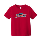 Toddler Red T Shirt-Lil Hornets
