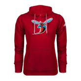 Adidas Climawarm Red Team Issue Hoodie-Hornet