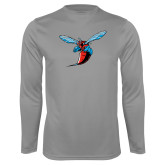 Syntrel Performance Steel Longsleeve Shirt-Hornet