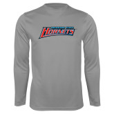 Syntrel Performance Steel Longsleeve Shirt-Delaware State Hornets