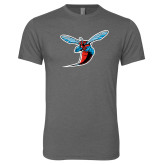 Next Level Premium Heather Tri Blend Crew-Hornet