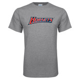 Grey T Shirt-Hornets