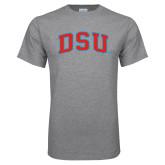 Grey T Shirt-Arched DSU