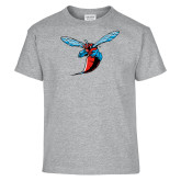 Youth Sport Grey T Shirt-Hornet