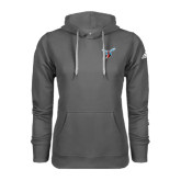 Adidas Climawarm Charcoal Team Issue Hoodie-Hornet