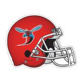 Football Helmet Magnet-Hornet