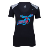 NIKE Black Stadium Football Top-