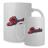Full Color White Mug 15oz-State