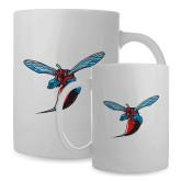 Full Color White Mug 15oz-Hornet