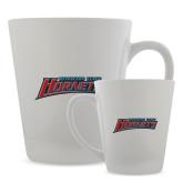 Full Color Latte Mug 12oz-Delaware State Hornets
