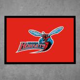 Full Color Indoor Floor Mat-Delaware State Hornets w/Hornet