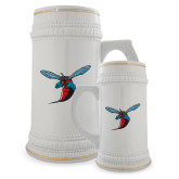 Full Color Decorative Ceramic Mug 22oz-Hornet
