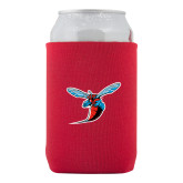 Collapsible Red Can Holder-Hornet