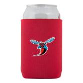 Neoprene Red Can Holder-Hornet