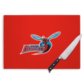 Cutting Board-Delaware State Hornets w/Hornet