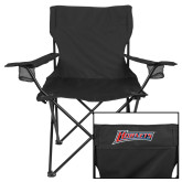 Deluxe Black Captains Chair-Hornets