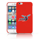iPhone 6 Plus Phone Case-Delaware State Hornets w/Hornet