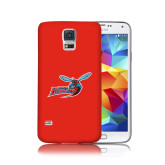 Galaxy S5 Phone Case-Delaware State Hornets w/Hornet