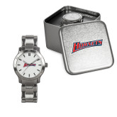 Ladies Stainless Steel Fashion Watch-Hornets