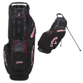 Callaway Hyper Lite 5 Camo Stand Bag-Delaware State Hornets