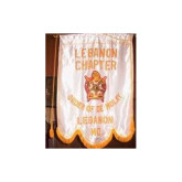 Custom Embroidered Chapter Banner-