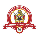 Large Decal-Alumni Association, 12 inches tall