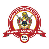 Extra Large Decal-Alumni Association, 6 inches tall