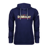 Adidas Climawarm Navy Team Issue Hoodie-International Supreme Council
