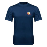 Syntrel Performance Navy Tee-Alumni Association