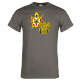 Charcoal T Shirt-Scottish Rite DeMolay