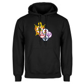 Black Fleece Hoodie-York Rite DeMolay