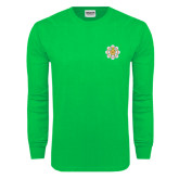 Kelly Green Long Sleeve T Shirt-Supreme Council