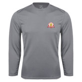 Syntrel Performance Steel Longsleeve Shirt-Alumni Association