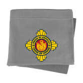 Grey Sweatshirt Blanket-Cross of Honor