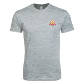 Next Level SoftStyle Heather Grey T Shirt-Alumni Association