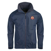 Navy Charger Jacket-Alumni Association
