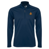 Syntrel Navy Interlock 1/4 Zip-Grand Master