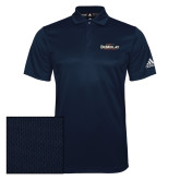 Adidas Climalite Navy Grind Polo-Official Logo