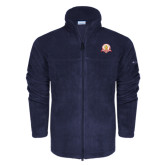 Columbia Full Zip Navy Fleece Jacket-Alumni Association