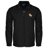 Full Zip Black Wind Jacket-York Rite DeMolay