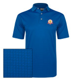 Callaway Magnetic Blue Jacquard Polo-Alumni Association