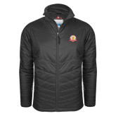 Columbia Mighty LITE Charcoal Jacket-Alumni Association