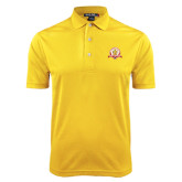 Gold Dry Mesh Polo-Alumni Association