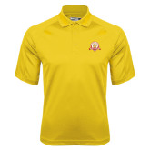 Gold Dri Mesh Pro Polo-Alumni Association