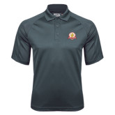 Charcoal Dri Mesh Pro Polo-Alumni Association
