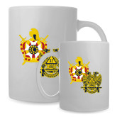 Full Color White Mug 15oz-Scottish Rite DeMolay